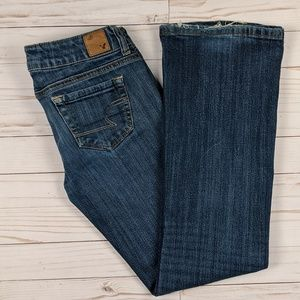 American Eagle Favorite Boyfriend Stretch Jeans 0S